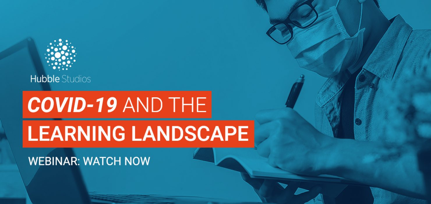 COVID-19 and the Learning Landscape Blog Header (1)