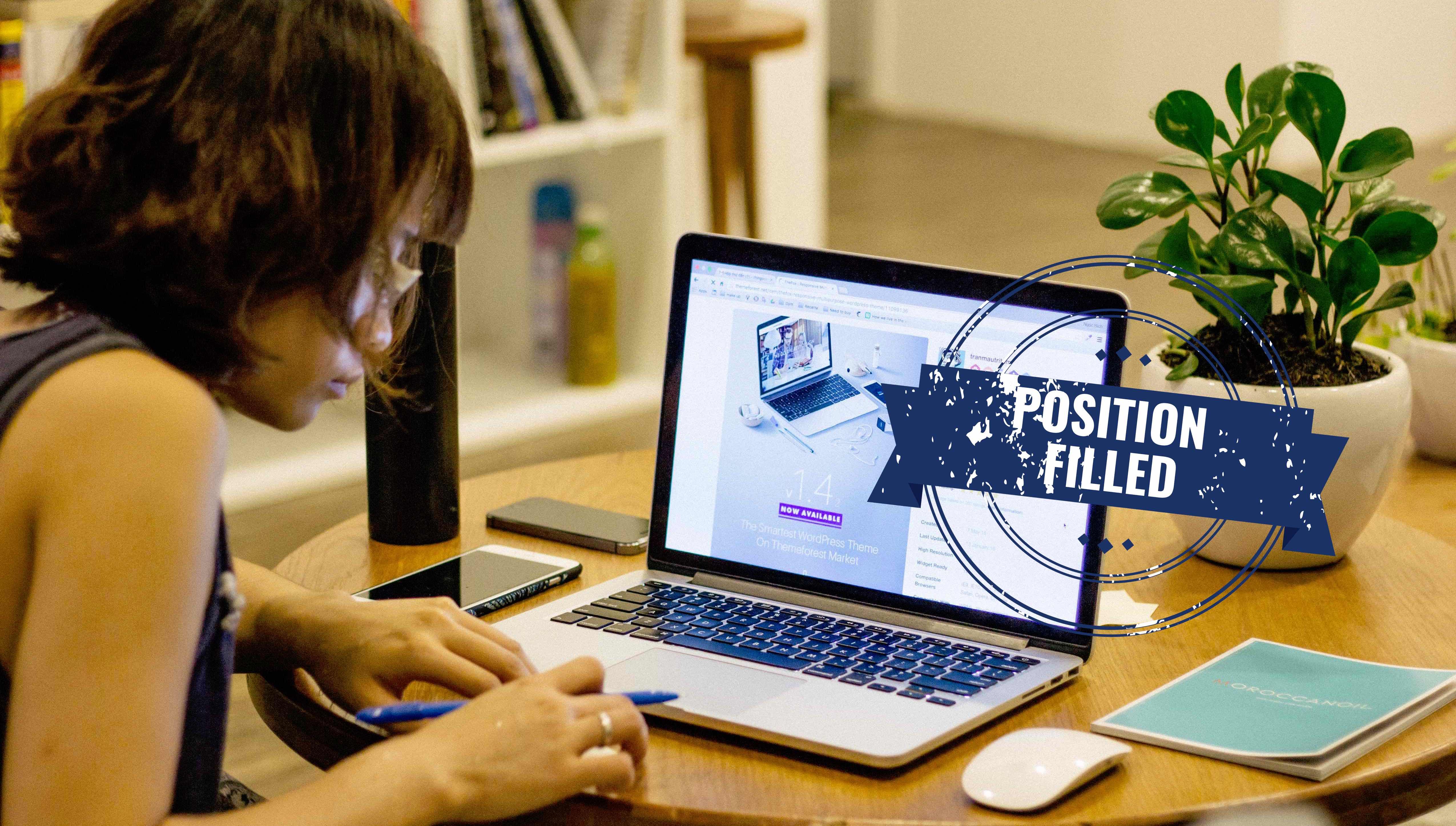 We are hiring | Junior Learning Designer